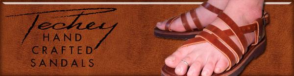 Pechey Sandals Logo
